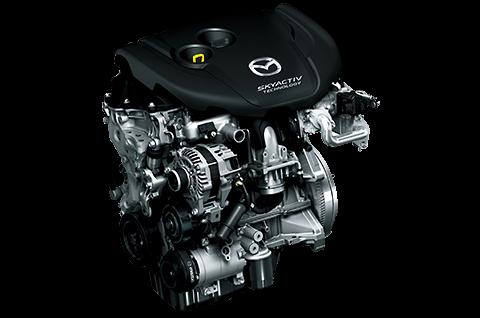 Chiptuning Mazda